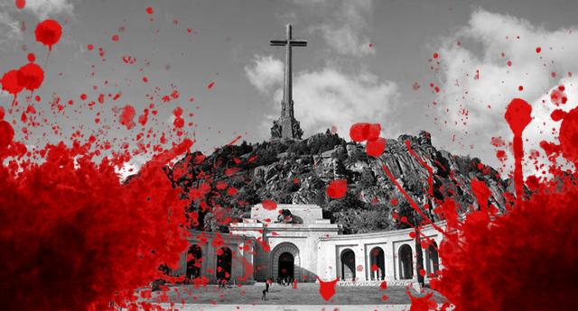 Los restos del dictador... y de la dictadura