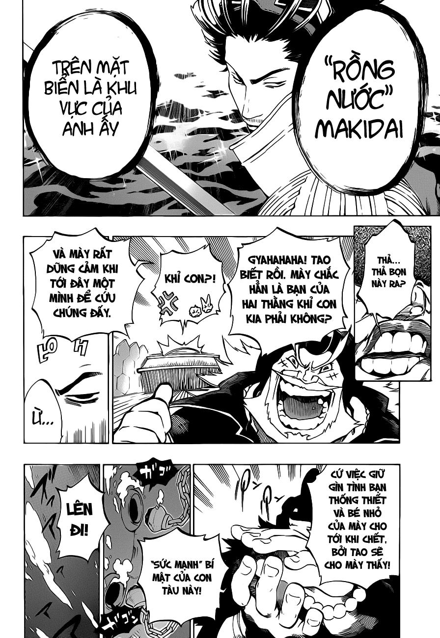 Examurai chapter 002 trang 29