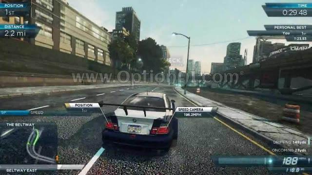 تحميل اخر اصدار نيد فور سبيد موست وانتد معدله مال بلا حدود مجانا Need For Speed Most Wanted - NFS MW