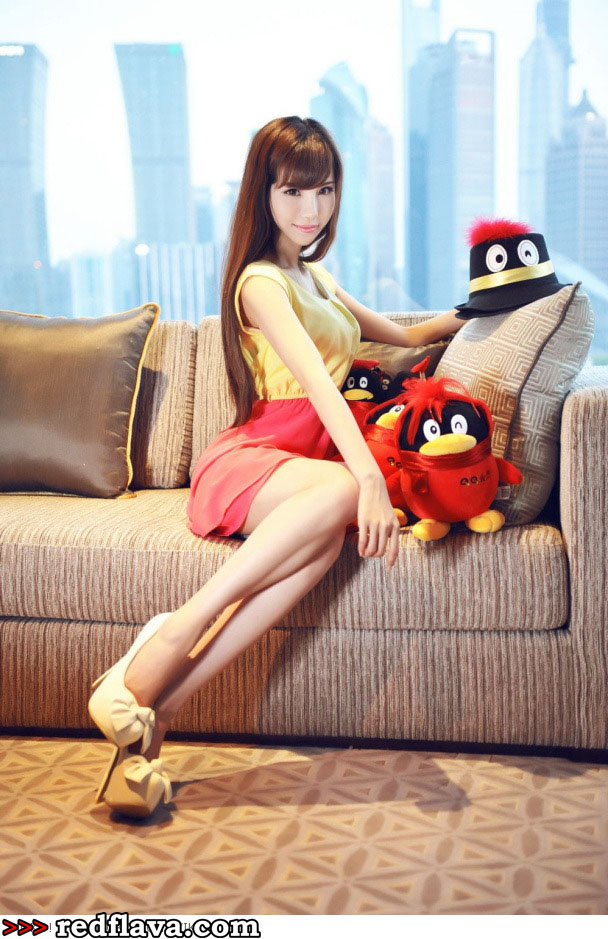 Ye Zi Xuan 叶梓萱 - Cute Chinese Model