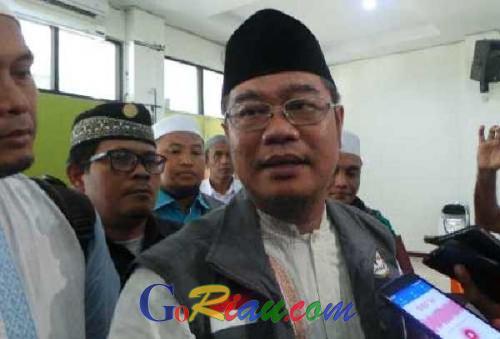 GMMK Riau Berencana Datangkan Kembali Neno Warisman ke Pekanbaru