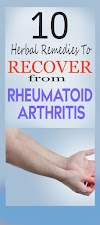 Here 10 Herbal Remedies To Recover From Rheumatoid Arthritis