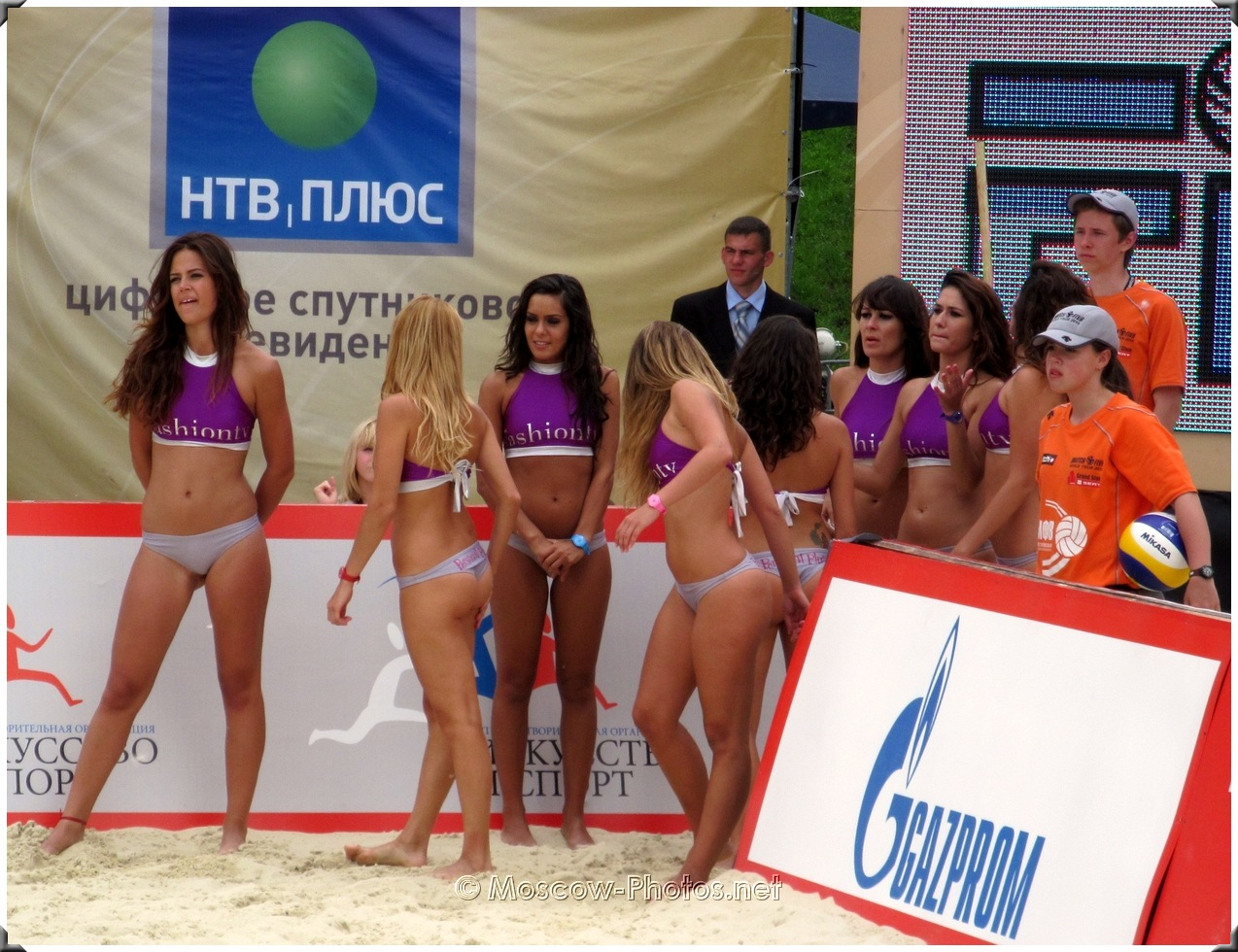 2010 Moscow Beach Volley Grand Slam
