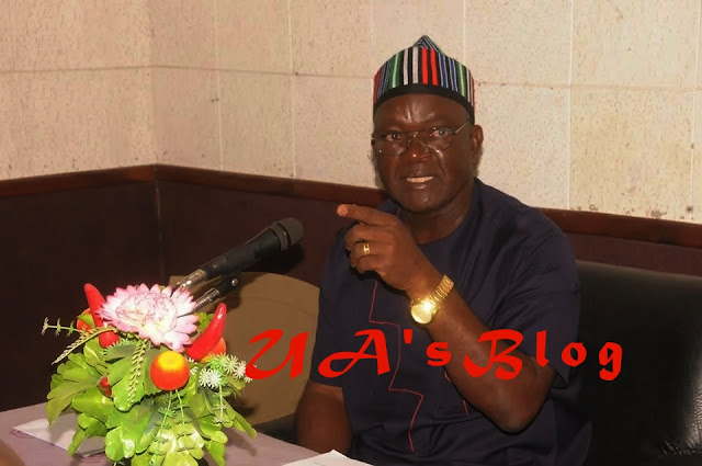 APC gives Benue state governor red card I am no longer with APC - Governor Ortom announces