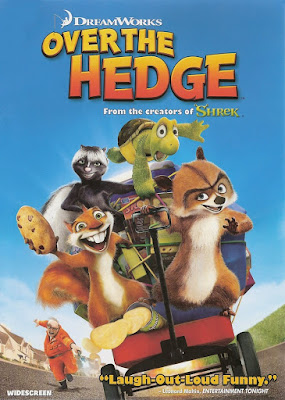 Over The Hedge 2006 Dual Audio Hindi 480p BluRay 300MB