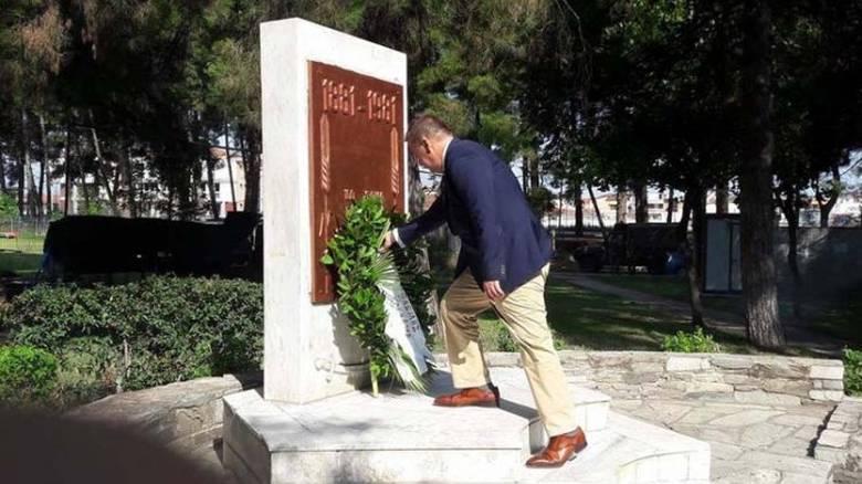 Εορτασμός Απελευθέρωσης της Λάρισας από τον Τουρκικό ζυγό - Πρόγραμμα εκδηλώσεων
