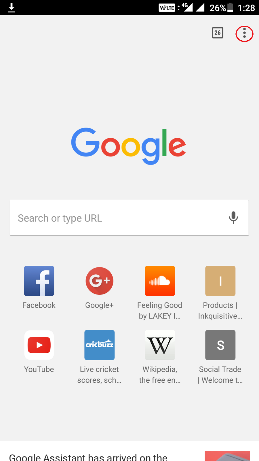 How To Allow Or Block Google Chrome Notifications On Android Gotech Diagram