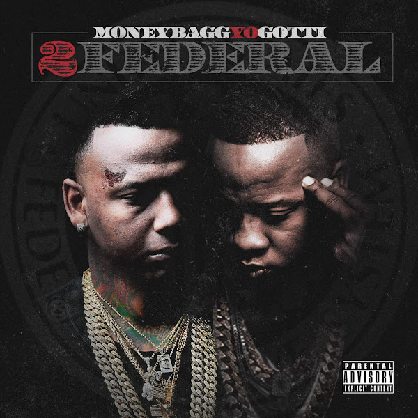 Moneybagg Yo & Yo Gotti - 2 Federal Cover