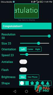 LED Scroll Pro APK