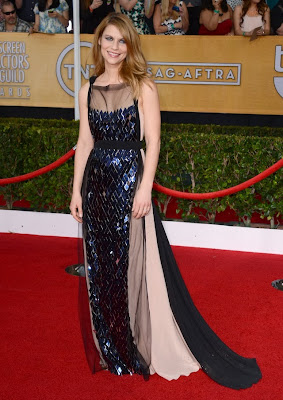 Claire Danes Screen Actors Guild Awards 2014