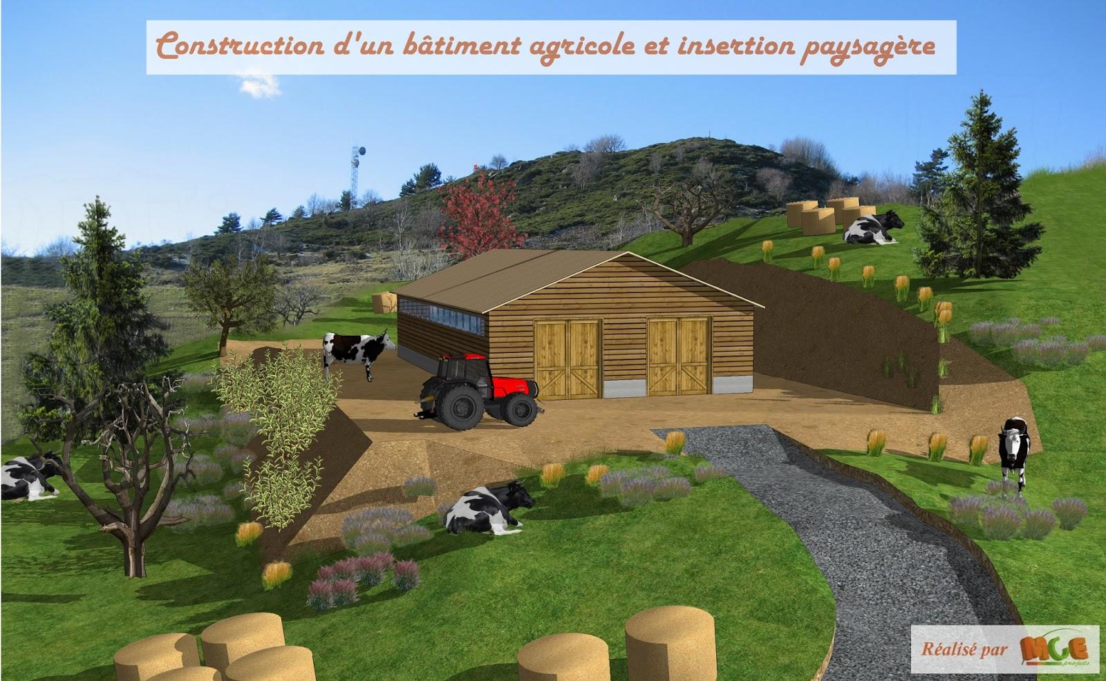 construire un hangar agricole id es d coration id es. Black Bedroom Furniture Sets. Home Design Ideas