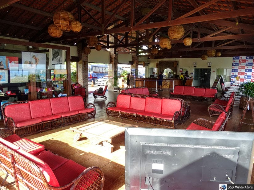 Onde ficar em Natal (RN) - review D Beach Resort