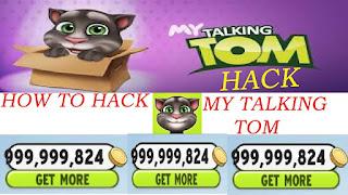 Hack Talking Tom 2018