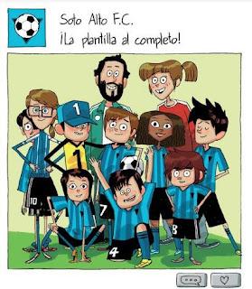 Coleção 'Os Futebolíssimos' chega ao Brasil após vender mais de 1,5 milhão de exemplares na Espanha