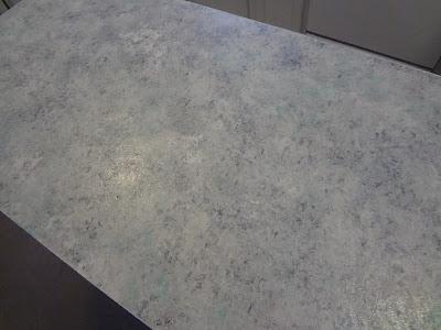Not So Shabby Shabby Chic Giani Granite Countertop Paint