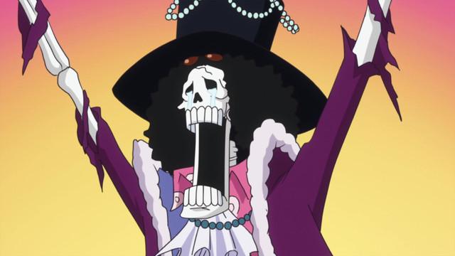 One Piece Episodio 755