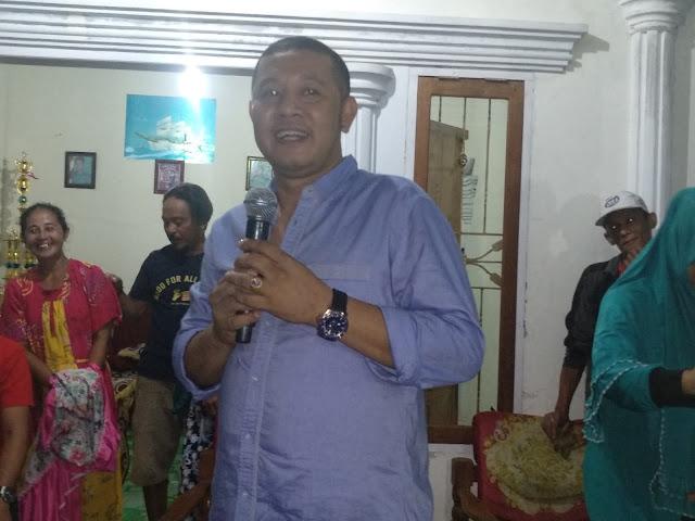 Anggota DPRD Sulsel Silaturahmi Warga Ponre