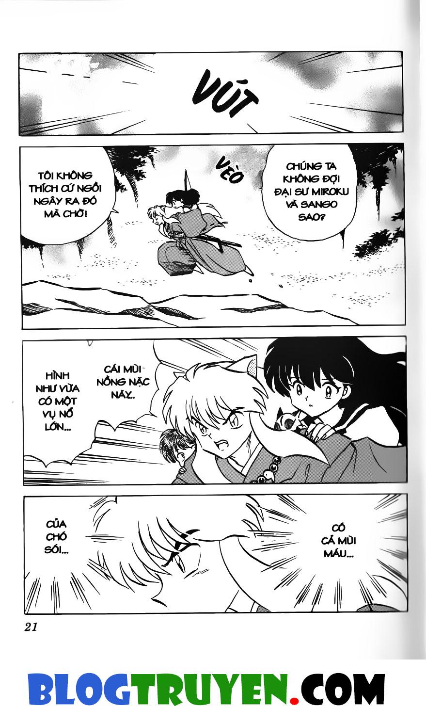 Inuyasha vol 27.1 trang 17