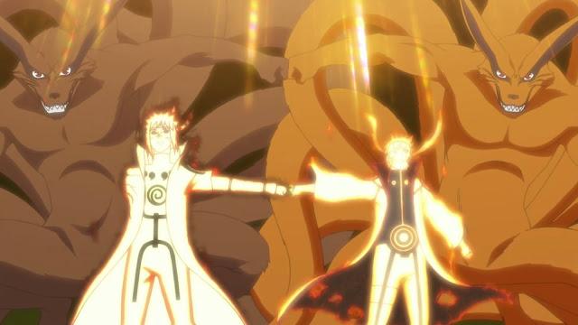 Siapa Ayah Naruto