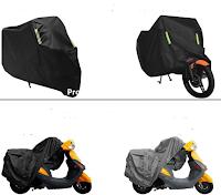 Logo Prova a vincere gratis una copertura impermeabile per motociclo