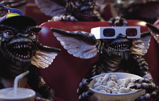 Resultado de imagem para monstros no cinema ccbb