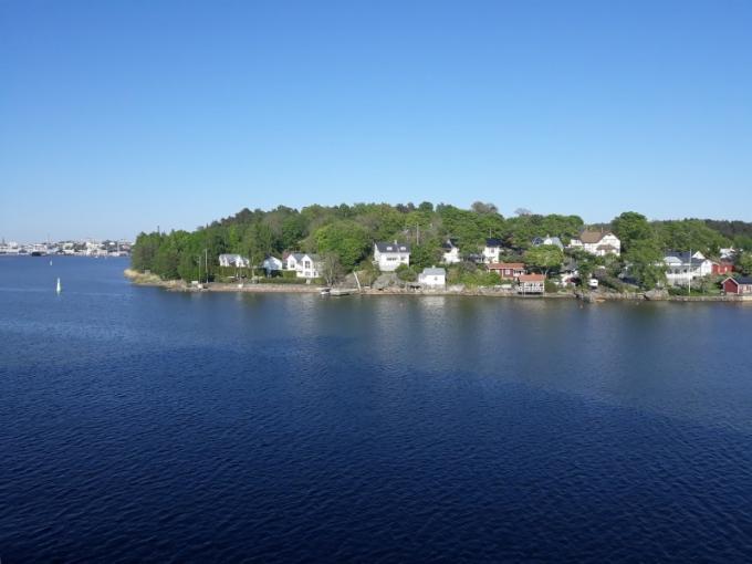Tukholman saariston näkee parhaiten Turusta lähtevällä risteilyllä