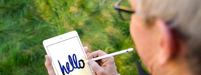 """تيم كوك هو """"ميمي-جي"""" على تويتر مع الكشف عن جهاز iPad mini"""