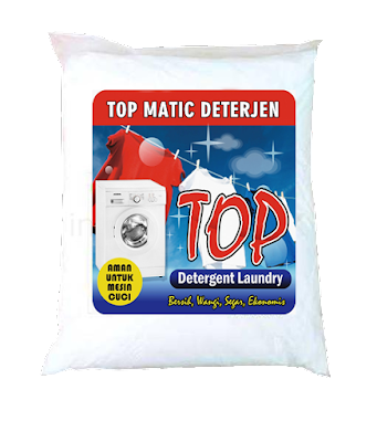 Top Deterjen Laundry Murah