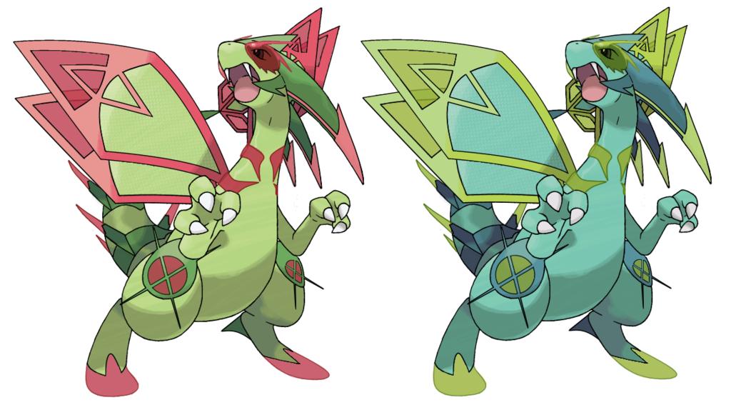 Pokémon by Review: #328 - #330: Trapinch, Vibrava & Flygon