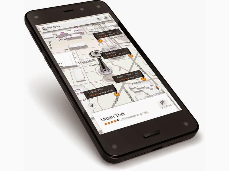67c7606cd2e Amazon Fire Phone 32 GB ~ Smartphone Archive