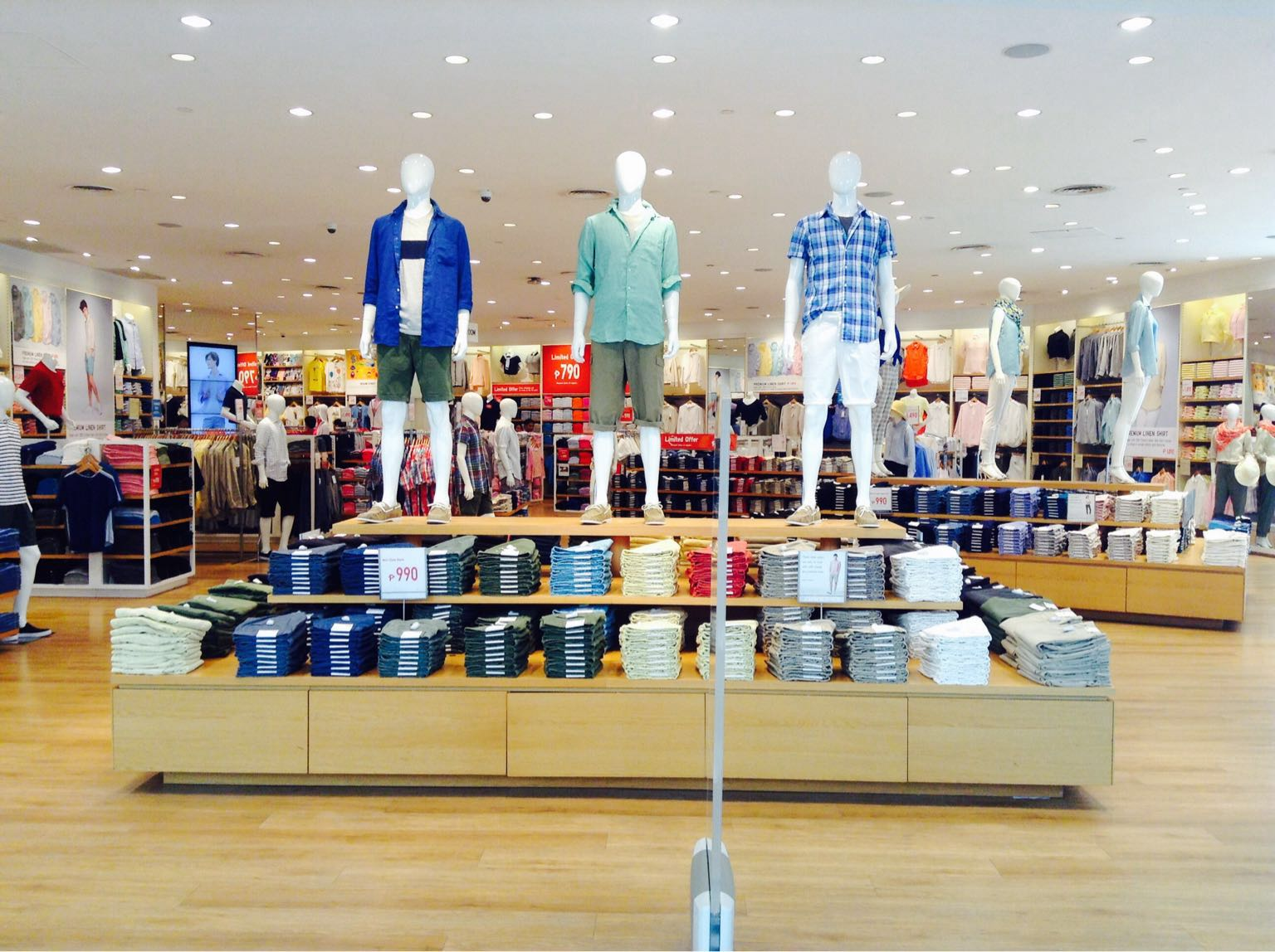 UNIQLO TO OPEN 6 NEW STORES IN THE PHILIPPINES BY MID 2016
