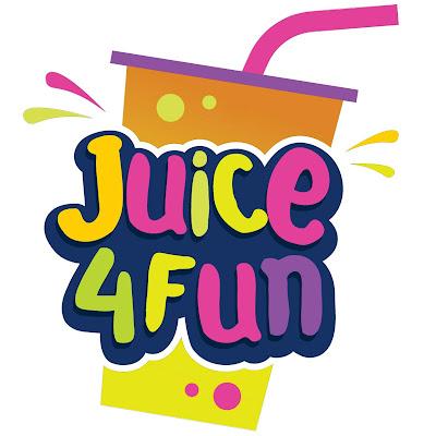 Stiker Juice4Fun