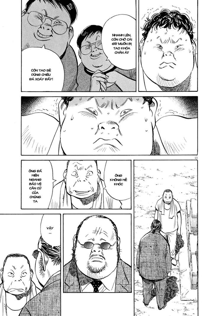 20th Century Boys chapter 234 trang 27