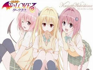 To LOVE-Ru Darkness ED Single - Foul Play ni Kurari/ Main Theme of PSP Game