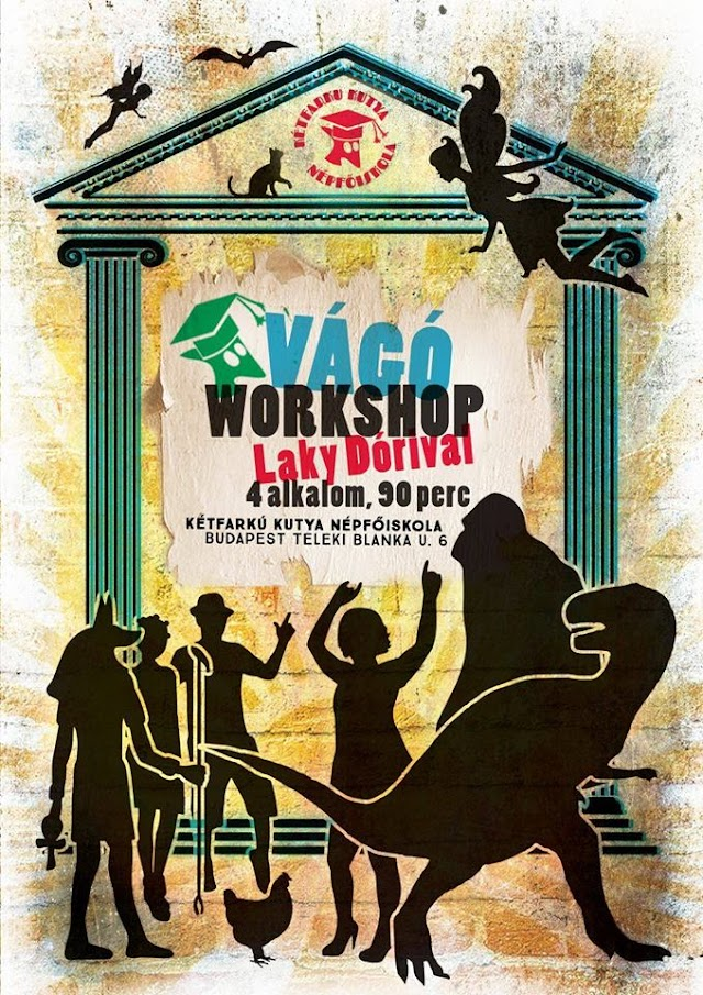 Vágó workshop - Vágod?