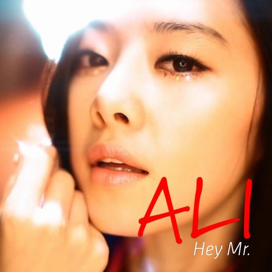 [Single] ALi – Hey Mr.