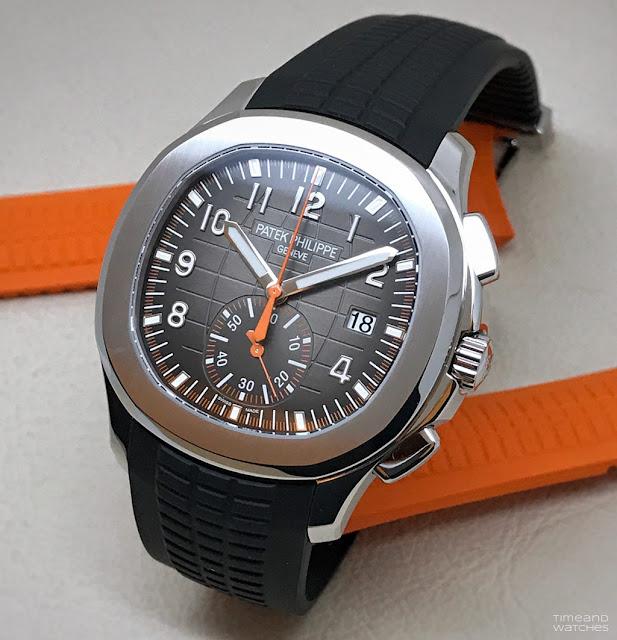 Patek Aquanaut 5968
