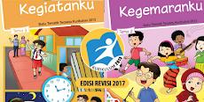 Download Buku Kurikulum 2013 Kelas 1 SD/MI Semester 1 Edisi Revisi Tahun 2017