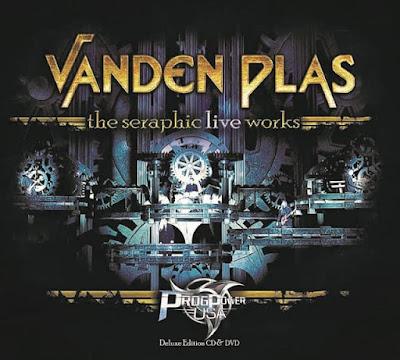 """Το βίντεο με την live απόδοση του τραγουδιού των Vanden Plas """"Rush of Silence"""" από το album """"The Seraphic Live Works"""""""