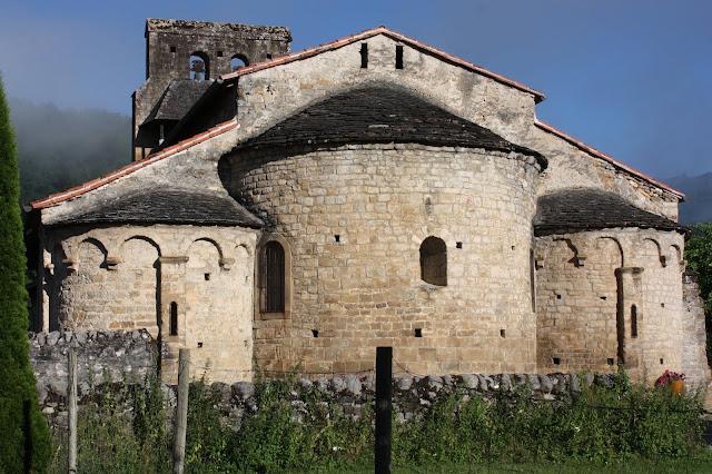 Pyrénées romanes