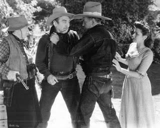 Riders of the West Christine McIntyre Buck Jones western serial