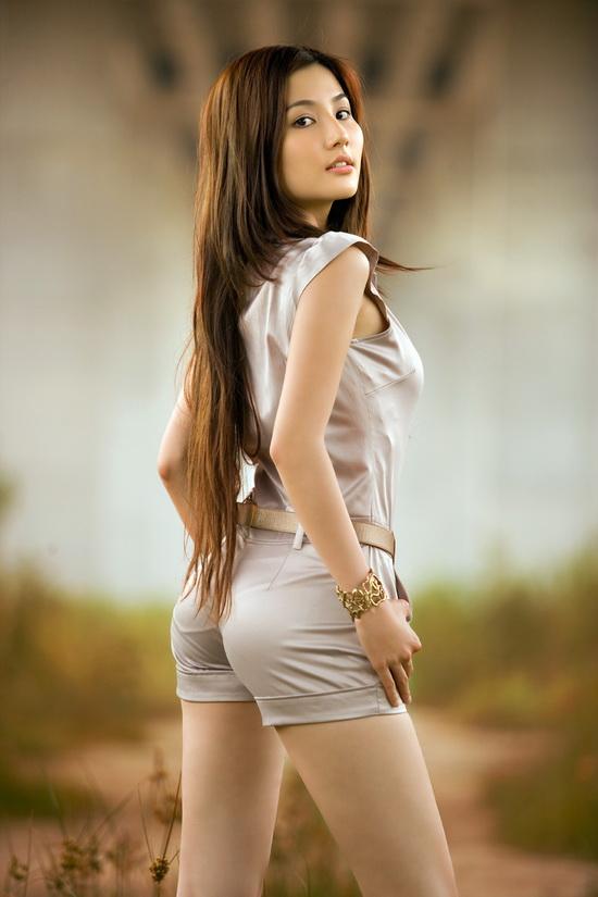 Hot Girls Vietnamese Sexy: Thai Ha - Vietnamese girls 18