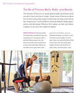 The Every Girl's Guide To Diet And Fitness