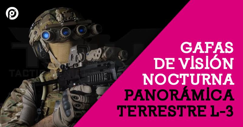 9061d4717d Gafas de Visión Nocturna Panorámica Terrestre L-3 | PERES´SPORTS ...