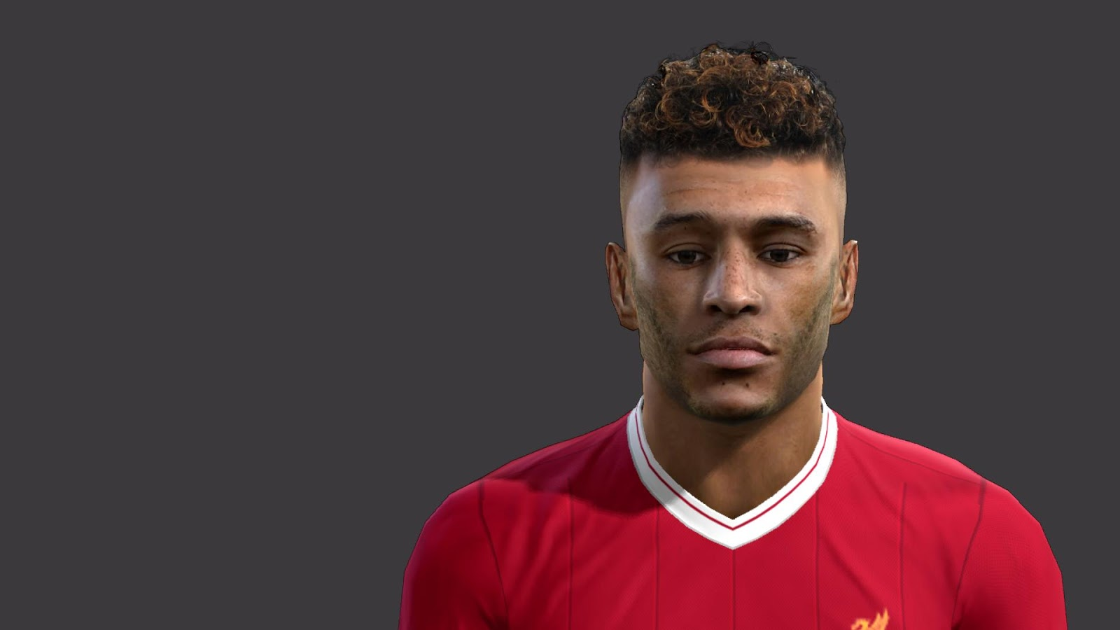 FB Facemaker: PES 2013 A.Oxlade-Chamberlain (Liverpool