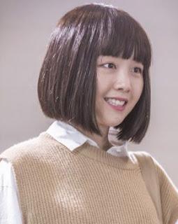Biodata Minah Pemeran Gong Sim I Love You RTV