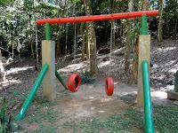 Playground Templo Kinkaku-ji em Itapecerica da Serra