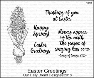ODBD Easter Greetings
