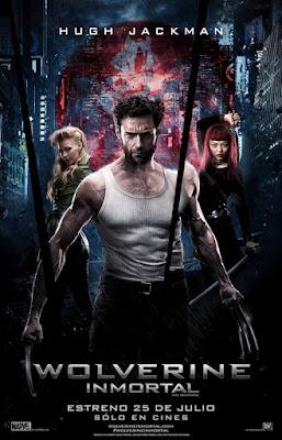 The Wolverine 2013 DVD R1 NTSC Latino