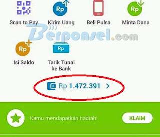 Aplikasi Android Dapatkan Uang dan Pulsa Gratis hingga 250 ribu per Hari